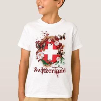 T-shirt Papillon Suisse
