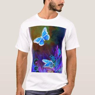 T-shirt Papillons négatifs