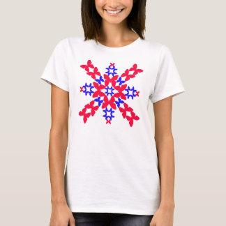 T-shirt Pâques hawaïenne