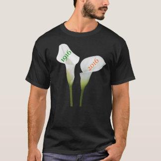 T-shirt Pâques se levant chemise 1916 - 2016 commémorative