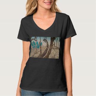 "T-shirt ""Par les arbres, St John """