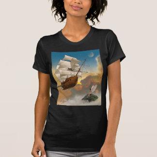 T-shirt Par les nuages