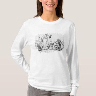 T-shirt Parabole du créancier impitoyable