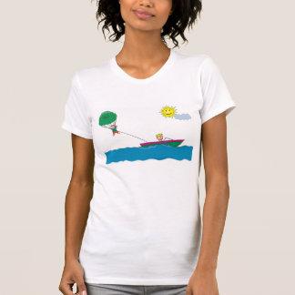 T-shirt parachute ascensionnel
