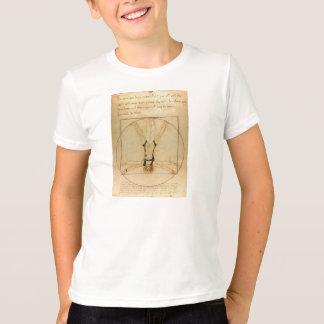 T-shirt parachutisme de da Vinci