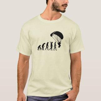 T-shirt Parachutisme d'évolution
