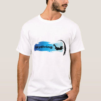 T-shirt Parachutisme unique