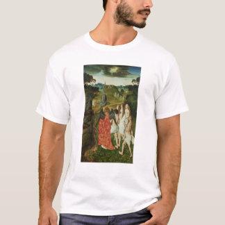 T-shirt Paradis de la fontaine symbolique
