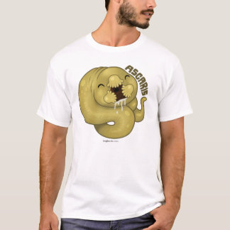 T-shirt PARASITES : Ascaride