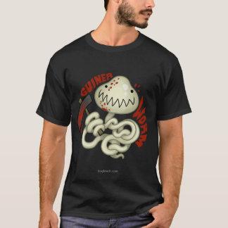 T-shirt PARASITES : Ver de Guinée