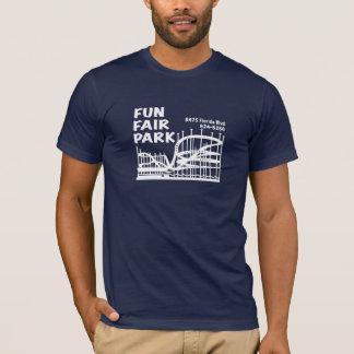 T-shirt Parc de foire d'amusement dans votre choix de