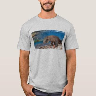 T-shirt parc de komodo de l'Indonésie