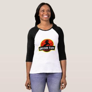 T-shirt Parc de licorne