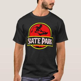 T-shirt parc de patin