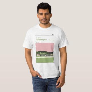 T-shirt Parc de récréation, Alloa. Chemise de manuel de