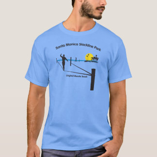 T-shirt Parc de Santa Monica Slackline