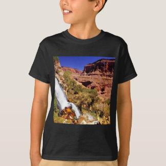 T-shirt Parc grand de rivière de tonnerre de canyon