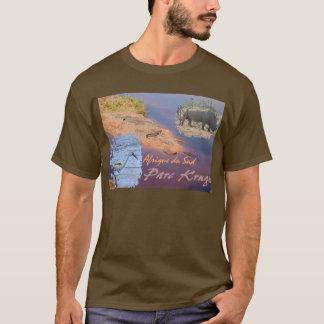 T-shirt Parc Kruger Afrique du Sud