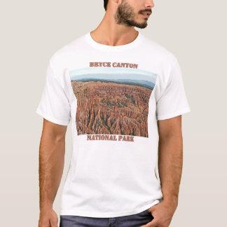 T-shirt Parc national de canyon de Bryce