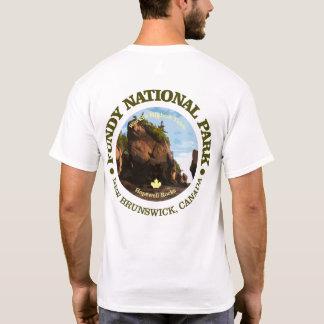 T-shirt Parc national de Fundy