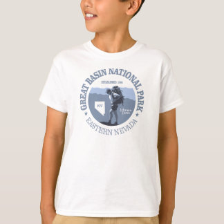 T-shirt Parc national de grand bassin