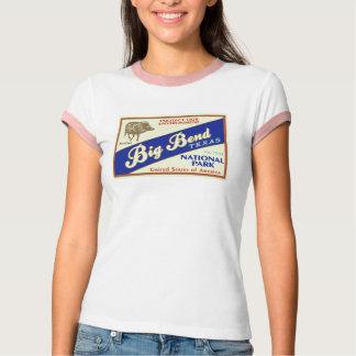T-shirt Parc national de grande courbure (Javelina)