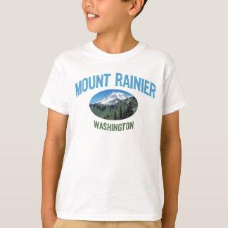 T-shirt Parc national de mont Rainier