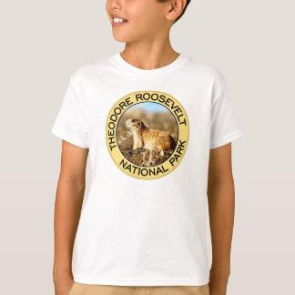 T-shirt Parc national de Theodore Roosevelt