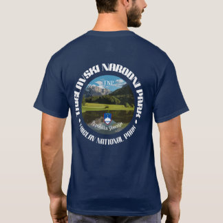T-shirt Parc national de Triglav
