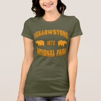 T-shirt Parc national de Yellowstone