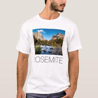 T-shirt Parc national de Yosemite, la Californie