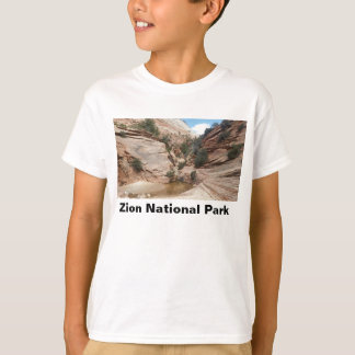 T-shirt Parc national de Zion