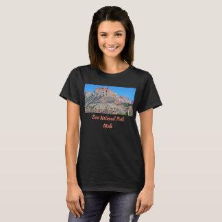 T-shirt Parc national de Zion de montagne