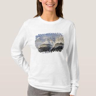 T-shirt Parc national du Canada, Alberta, Banff. Vue de