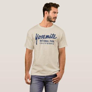 T-shirt Parc national vintage de Yosemite