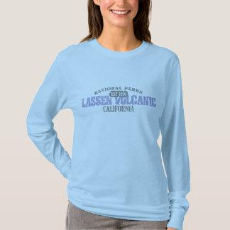 T-shirt Parc national volcanique de Lassen