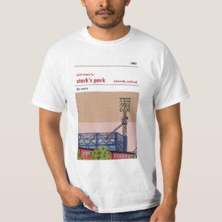 T-shirt Parc rigide, Kirkcaldy. - Ligne de train