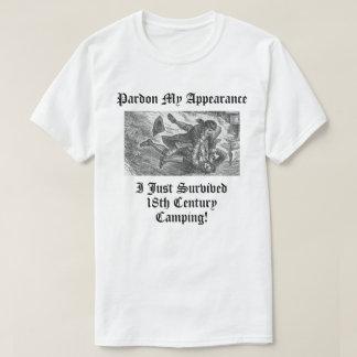 T-shirt Pardonnez mon aspect