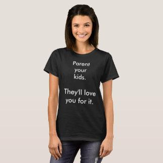 T-shirt Parent vos gosses