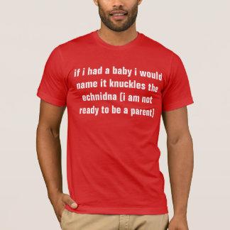 T-shirt parenting