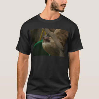 T-shirt Paresse bottée avec la pointe du pied par deux