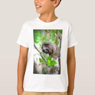 T-shirt Paresse dans l'arbre Nicaragua