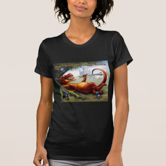 T-shirt Parfois les victoires de dragon