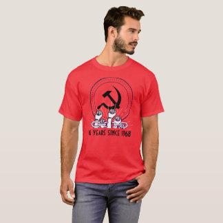 T-shirt Paris 1968 cinquantième anniversaires