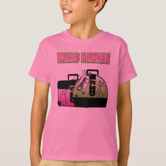 T-shirt Paris France
