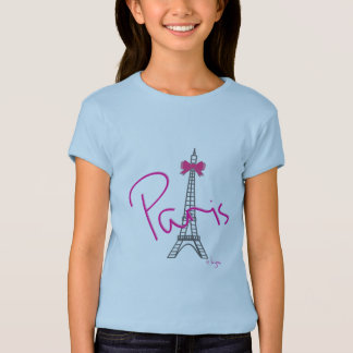 T-shirt Paris, France, Tour Eiffel, arc, cool