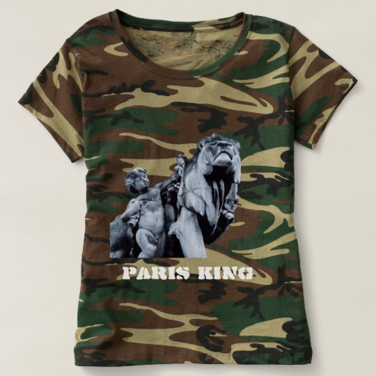 T-SHIRT PARIS KING