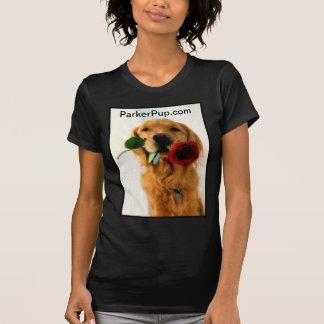 T-shirt ParkerPup.com