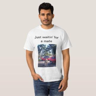 T-shirt Parking de kangourou