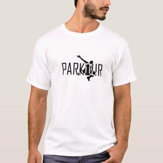 T-shirt Parkour